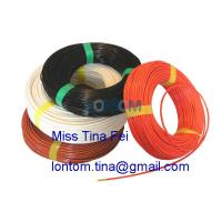Wholesale Self-Extinguishing Silicone Fiberglass Sleeving from china suppliers