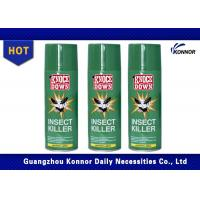 Wholesale Flying Insect Killer Aerosol Insecticide Spray Alcohol Based Tin Can Aerosol Can from china suppliers