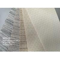 Quality sun screen fabric 300cm PVC+POLYESTER ST116 for sale