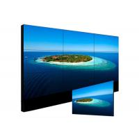 Wholesale 3mm Pixels Indoor LCD Video Walls TFT 55 Inch Display HDM VGA BNC And DVI Input from china suppliers
