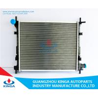 Wholesale Ford Aluminum Radiator Repair FIESTA MT Radiator For Car Cooling System ISO 9001 from china suppliers