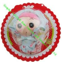 Wholesale Soft Lovely Ddung Stuffed Doll , Cute Plush Toys For Promotion Gift from china suppliers