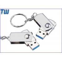 Wholesale Mini Capless Twister USB 3.0 Flash Drive Free Key Chain Supplied from china suppliers