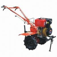 Wholesale Diesel rotary tiller with 186F engine  from china suppliers