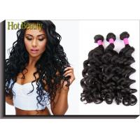 Wholesale Hot Beauty Virgin Human Hair Extensions Big Curl Double Machine Weft Avoid Shedding from china suppliers