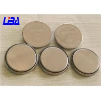Wholesale 240mAh Standard Coin Cell Battery , Rechargeable 3v Cr2032 Battery from china suppliers