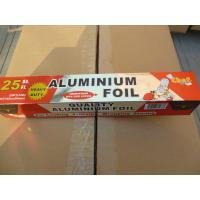 China Non Toxic Aluminum Foil Wrapping Paper Environment Friendly For Fresh Keeping on sale