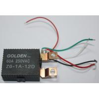 Wholesale 4.5W 5-48V DC Power Relay Photovoltaic Relay Z6 60A 12V Custom Made from china suppliers