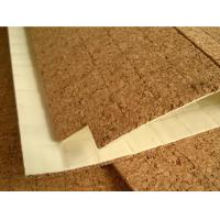 Wholesale China Adhesive Cork Pads for Protective Glass 12x12mm, 1.5mm thickness Factory from china suppliers
