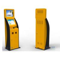 Wholesale Shopping Mall , Parking Lot Multimedia Information Computer Kiosk Stand Touch Screen from china suppliers