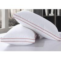 Buy cheap wholesale pillow inserts Hot Pillows Duck Down Feather filled Pillows from wholesalers