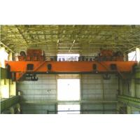 Wholesale QD Model double beam overhead crane 150/32T from china suppliers