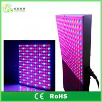 Quality Indoor Greenhouse LED Grow Panel Light 45W For Flowers / Plastic Material for sale