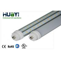Wholesale 8ft Natural White V Shape T8 LED Tube Light 46W with 220 degree Beam Angle from china suppliers