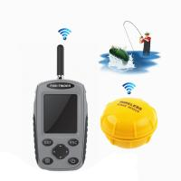 Wholesale sonar fish finder wireless Fishing finder from china suppliers
