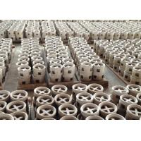 Wholesale Gas Scrubbing Ceramic Random Packing Big Flux With Lower Pressure Drop from china suppliers