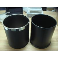 Wholesale Logo printed Leather dust bin from china suppliers