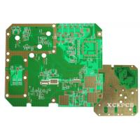 Quality HF Rogers 4350 Mix Stack up Multilayer PCB Board / FR4 8 Layers PCB for sale
