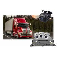 Wholesale GPS Mobile DVR Camera 4 Channel , School Bus Mobile Car DVR Recorder from china suppliers