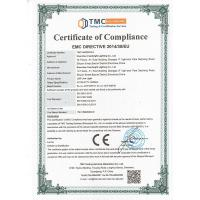 Shenzhen Everbright Lighting Co.,Ltd. Certifications