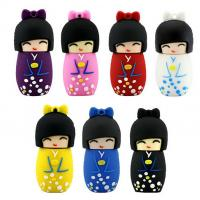 Wholesale Usb Flash Drive Memory Stick Cartoon Japanese doll Model 64gb USB 2.0 Disk from china suppliers