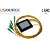 Buy cheap Gpon Optic Fiber Splitter Fiber 1x2 Spliter PLC 1x4 1x8 1x16 1x32 PLC 1x8 Splitter PLC from wholesalers