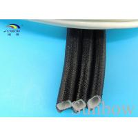 Wholesale Silicone Rubber Fiberglass Sleeving Inside Rubber Outside fiberglass from china suppliers