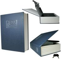 Wholesale dictionary steel book safes from china suppliers