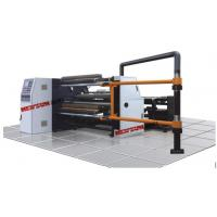 E High speed paper or plastic film slitter rewinder for labelstock,Bopp,PET,CPP,PVC ect printing and package industries
