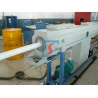 Wholesale PPR Pipe Plastic Extrusion Machine / Extrusion Line with 37kw - 45kw from china suppliers