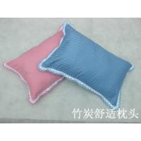 China Bamboo charcoal pillow in common shape on sale