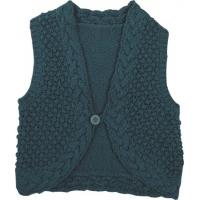 Wholesale Ultra-short fork lapel cardigan Knitted sweater from china suppliers