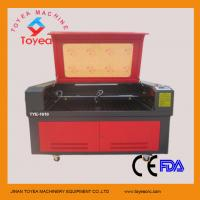 Wholesale Dual heads Laser cloth cutting machine TYE-1610-2 from china suppliers