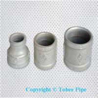 "Wholesale BS g.i 2""Malleable iron pipe fitting coupling from china suppliers"
