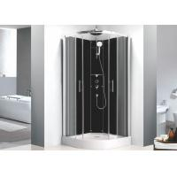 Wholesale Sector Free Standing Shower Stall 0.36 Volume , 900mm x 900mm Quadrant Shower Enclosure from china suppliers