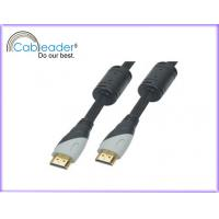 Wholesale A type 1.8 M High Speed 24K Gold plated 19 pin HDMI Cables 1.4 with Audio Retun Channel from china suppliers