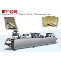 Wholesale High Sealable Alu PVC Alu Automatic Tropical Blister Sealing Machine Servo Motor from china suppliers