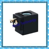 Wholesale 4V110 Φ8 Amisco Coil for 4V Magnetic Valve DIN43650C , DC Solenoid Coil from china suppliers