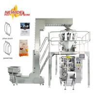 Wholesale Fully Automatic Vertical Food Granule Sachet Pouch Packing Machine from china suppliers