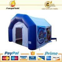 Wholesale Inflatable Small Outdoor Shop Tent For Party / Waterproof Air Thicket Booth from china suppliers