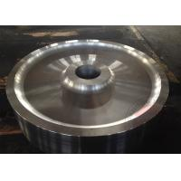 Wholesale Motorcycle High Gear Open Die Forging Carbon Steel Customized , Helical Gear Forging from china suppliers