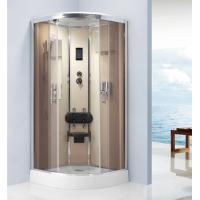 Wholesale Computer Controlling Free Standing Shower Stall , Tempered Glass Shower Enclosures 900 X 900 from china suppliers
