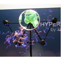 Wholesale Holographic Display 3D Hologram LED Fan Hypervsn Player For Advertising from china suppliers