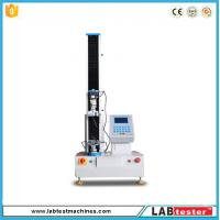 Quality Panasonic Servo Motor  Universal Tensile Lab Test Machine High Precise Ball Screw for sale