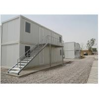 Wholesale 20ft recycled container house office for construction site in Africa from china suppliers