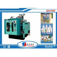 Wholesale 750Ml PP Extruder Blowing Machine Energy Saving 6-8 KG/CM2 Air Pressure from china suppliers