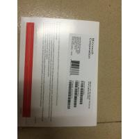 Wholesale Microsoft Win 7 Product Key Code , Windows 7 Product Key Sticker Globally for Dell / HP / Lenovo from china suppliers
