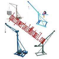 Wholesale crane,  small hoist,  small crane with diesel engine from china suppliers