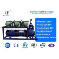 Quality 100hp R404a 2* 50hp Refrigeration Units For Cold Rooms , Cold Chain Logistic for sale