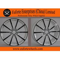 Wholesale Sport Tuning Wheels 18inch With Black Electrophoresis Car Wheel Rims from china suppliers